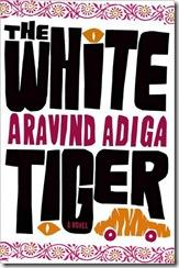 white tiger arvind adiga