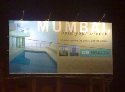 Private Swimming pools in Mumbai City - For real?