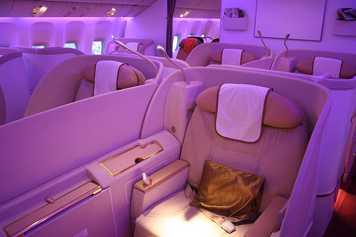 Air India - First Class