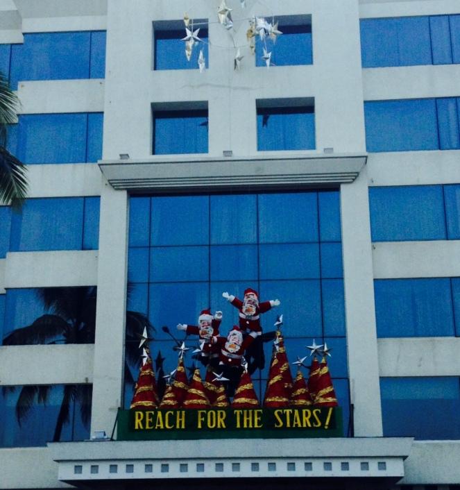 Reach for the sky 2014